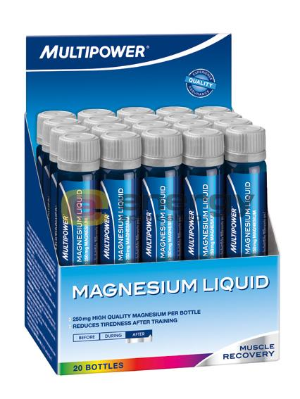 Multipower Magnesium Liquid 25ml.