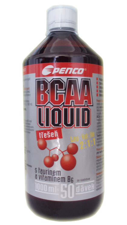 Penco BCAA Liquid 1 l