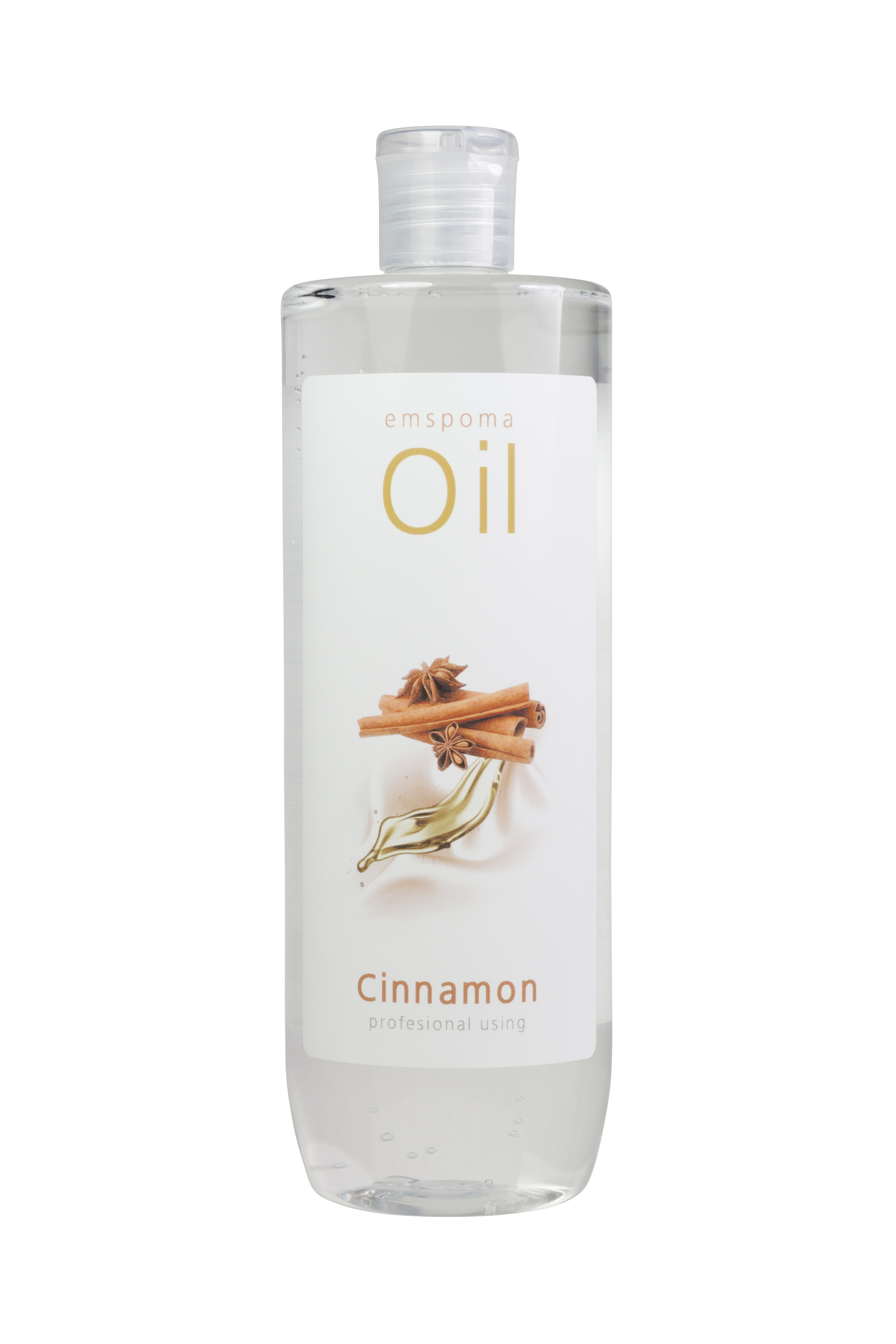 "EMSPOMA Olej basic Cinnamon"" 500ml."