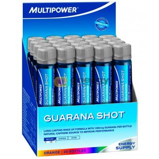 Multipower Guarana ampule 25 ml
